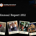 Hostelling International's Annual Report 2012
