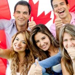 Canadian millennials set their sights on the world rather than domestic travel