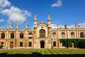 University of Cambridge building