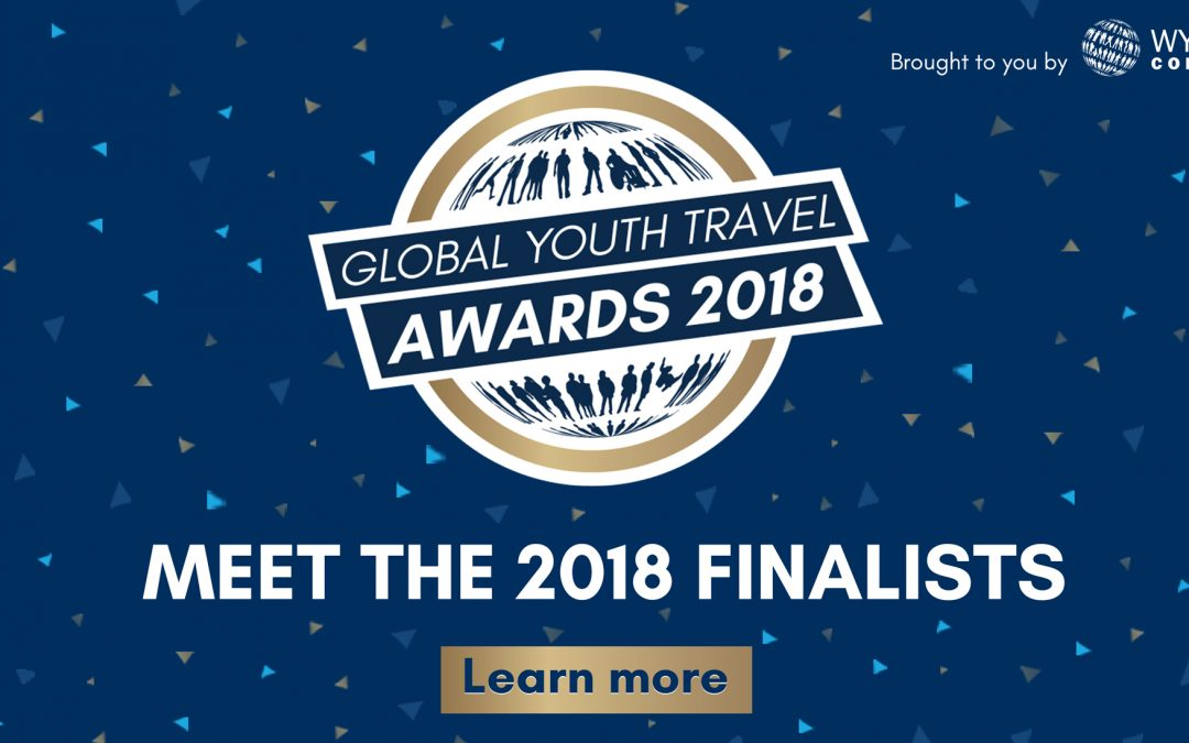Presenting the finalists of the 2018 Global Youth Travel Awards