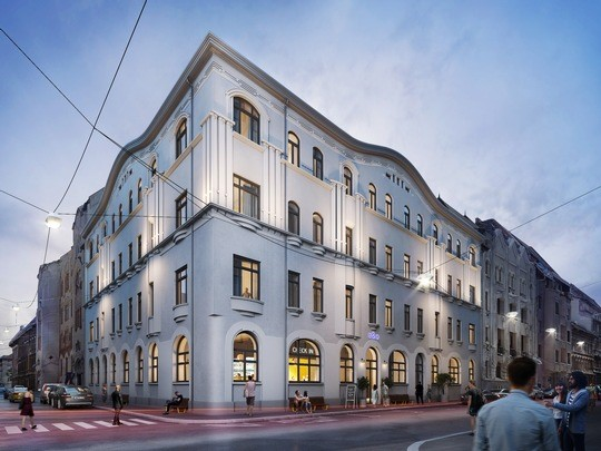 a&o to open its first building in Hungary's capital Budapest in 2019