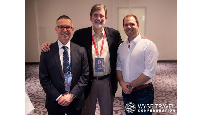 WYSE Travel Confederation elects HI USA CEO as new Chairman